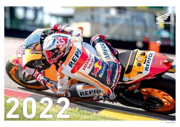 """Kalender 2022 - """"Honda"""""""