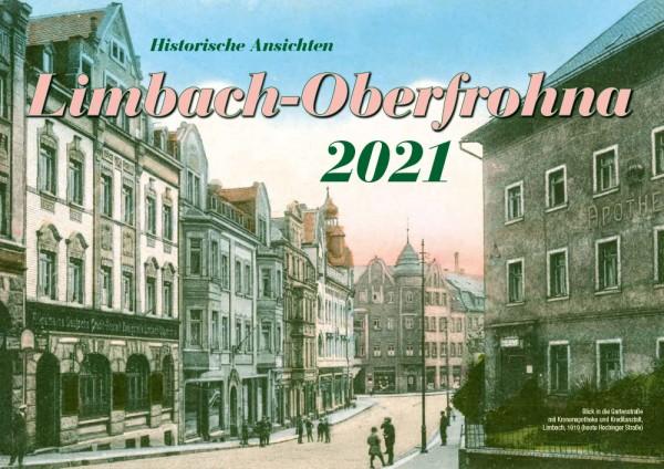 """Kalender 2021 - """"Limbach-Oberfrohna"""""""