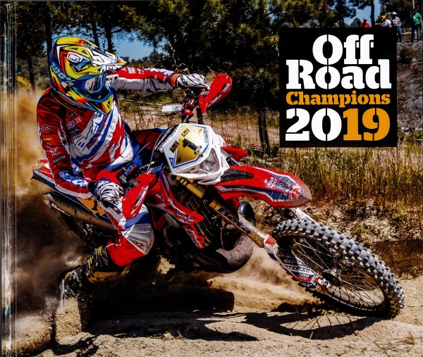 "Buch ""Offroad Champions 2019"""