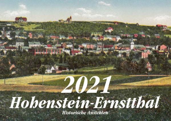 """Kalender 2021 - """"Hohenstein-Ernstthal"""""""