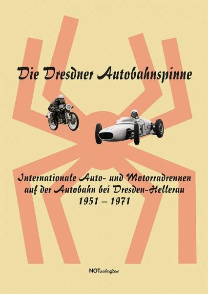 Die Dresdner Autobahnspinne