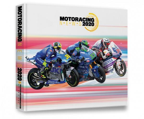 "Buch ""Motoracing News 2020"