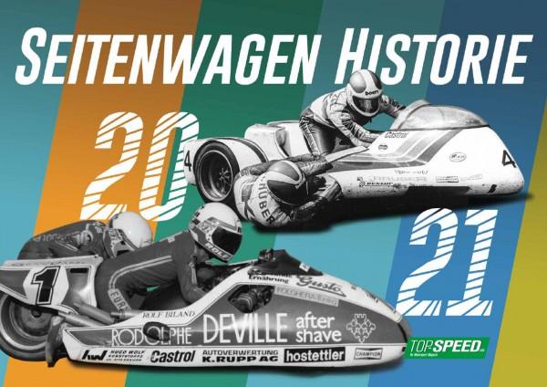 """Kalender 2021 - """"Seitenwagen Historie"""""""