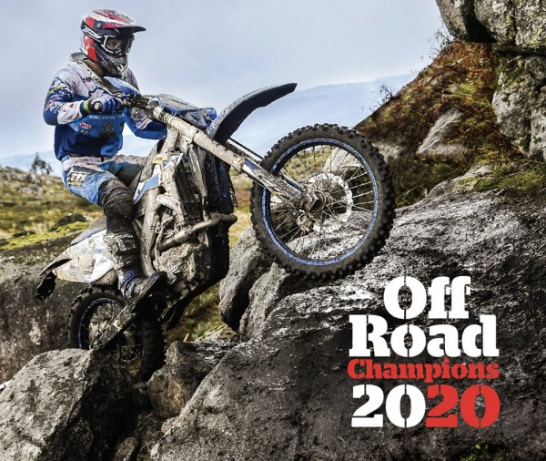 """Buch """"Offroad Champions 2020"""""""