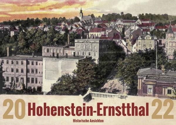 """Kalender 2022 - """"Hohenstein-Ernstthal"""""""