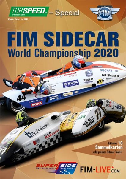 """Magazin """"FIM SIDECAR 2020"""""""