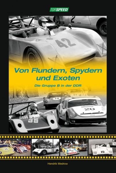 """Buch """"Von Flundern, Spydern und Exoten"""""""