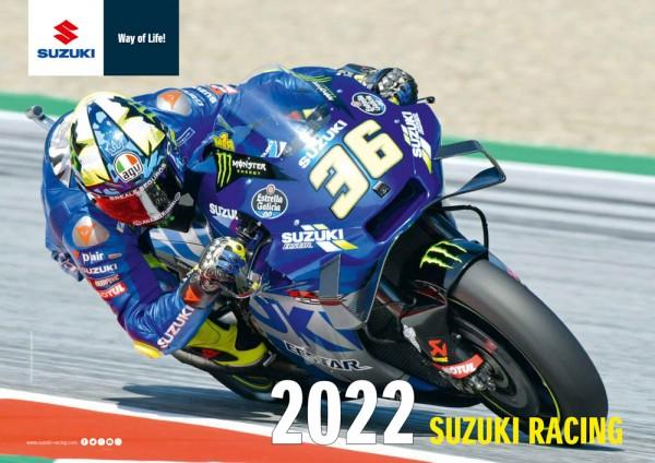 """Kalender 2022 - """"Suzuki"""""""
