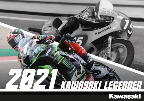 "Kalender 2021 - ""Kawasaki"""