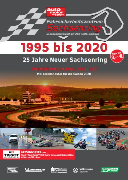 Sachsenring-Journal 2020/2021