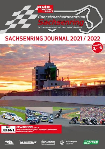 Sachsenring-Journal 2021/2022